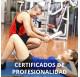Curso de Acondicionamiento Físico en la Sala de Entrenamiento Polivalente certificado