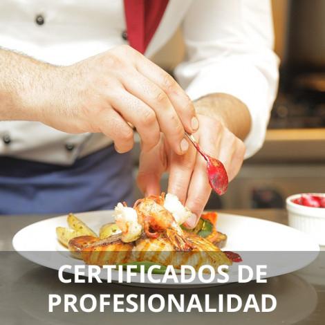 Curso de Cocina certificado
