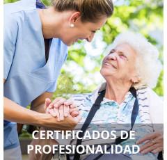 Curso de Atención Sociosanitaria a Personas en el Domicilio certificado
