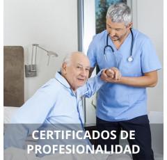 Curso de Atención Sociosanitaria a Personas en Instituciones certificado