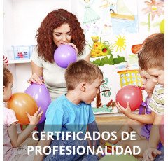 Curso de Dinamización de Actividades de Tiempo Libre Educativo Infantil y Juvenil (Preparatoria)