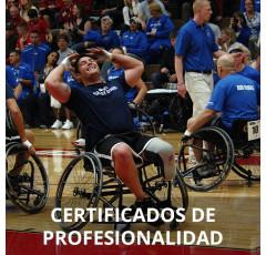 Curso de Promoción e Intervención Socioeducativa con Personas con Discapacidad certificado