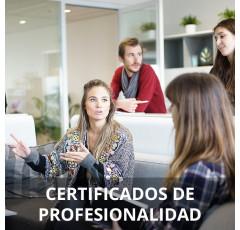 Curso de Docencia de la Formación Porfesional para el Empleo certificado