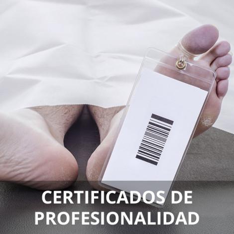 Curso de Tanatopraxia certificado