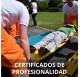 Curso de Atención Sanitaria a Múltiples Víctimas y Catástrofes certificado