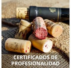 Curso de Fabricación de Tapones de Corcho certificado
