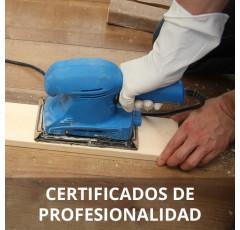 Curso de Instalación de Elementos de Carpintería certificado