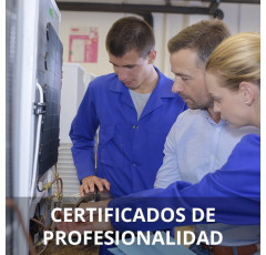 Curso de Montaje y Mantenimiento de Instalaciones Frigoríficas certificado