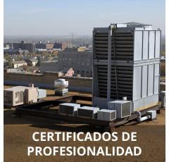 Curso de Montaje y Mantenimiento de Instalaciones en Climatización y Ventilación certificado