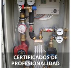 Curso de Operaciones de Fontanería y Calefacción-Climatización certificado