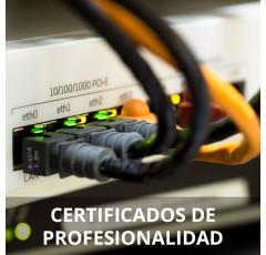Curso de Administración de Servicios de Internet certificado