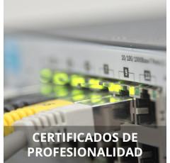 Curso de Administración y Diseño de Redes Departamentales certificado