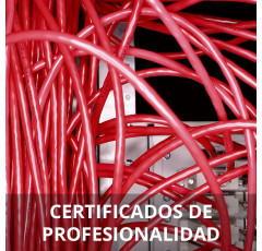 Curso de Montaje y Mantenimiento de Infraestructuras de Telecomunicaciones en Edificios certificado