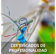 Curso de Operaciones Auxiliares de Montaje de Redes Eléctricas certificado