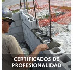 Curso de Operaciones Auxiliares de Acabados Rígidos y Urbanización certificado