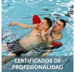 Curso de Socorrismo en Instalaciones Acuáticas certificado