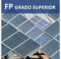 Técnico Superior en Eficiencia Energética y Energía Solar Térmica