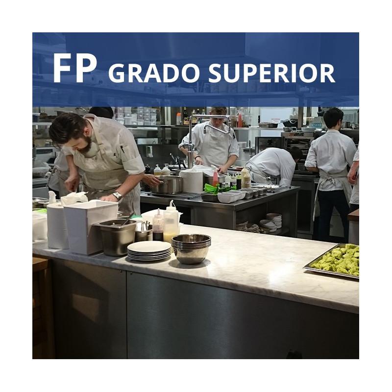 T cnico superior en direcci n de cocina cursos delena - Grado superior cocina ...
