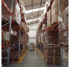 Curso de Transportes, Tratamiento de Mercancías y Funcionamiento del Almacén. (Logística de almacenes) con Prácticas