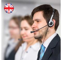 Curso de Atención Telefónica en Inglés