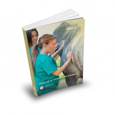 Curso de Auxiliar de Veterinaria Equina