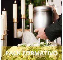 Pack Formativo de Tanatoestética y Tanatopraxia + Técnico en Cremación