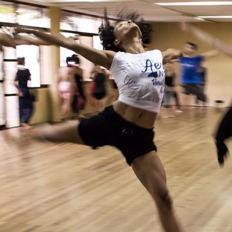 Curso de Danza. Acondicionamiento Físico