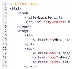 Curso de Diseño de Páginas Web HTML5
