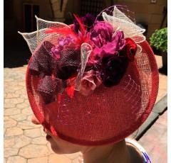 Curso de Diseño y Confección de Sombreros y Tocados