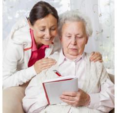 Curso de Atención a Enfermos de Alzhéimer con prácticas
