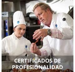 Dirección y Producción en Cocina (Preparatoria)