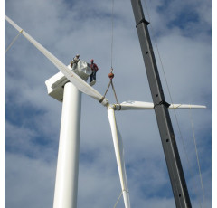 Curso de Gestión del Mantenimiento de Instalaciones de Energía Eólica.