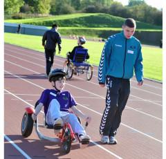Curso de Actividades Físicas y Deportes Adaptados para Personas con Discapacidad