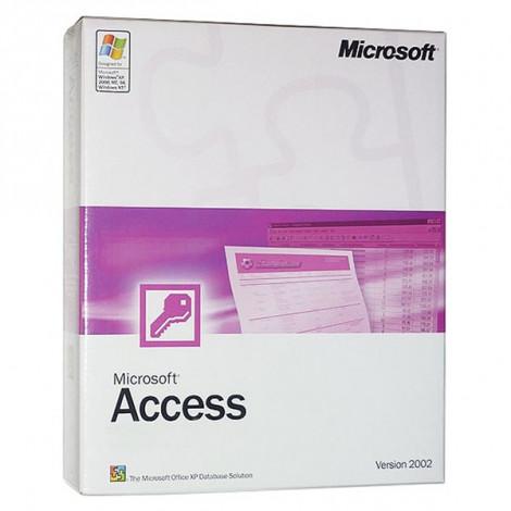 Curso de Base de Datos Access 2002