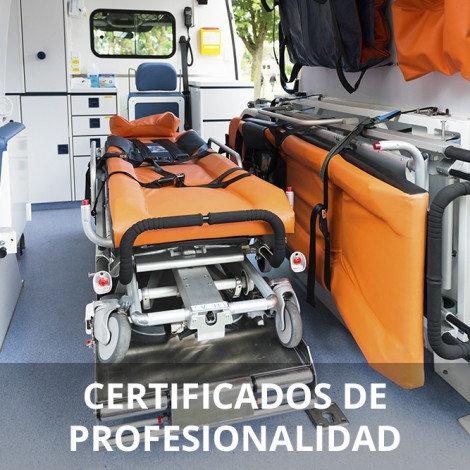 Curso de Transporte Sanitario (Preparatoria)
