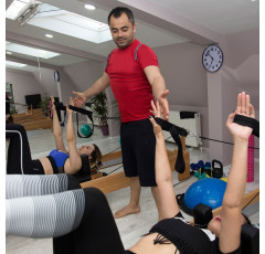 Curso de Instructor de Pilates Aplicado a la Rehabilitación