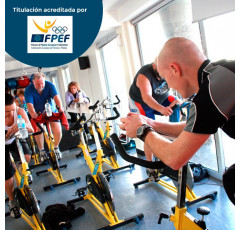 Curso de Instructor de Ciclo Indoor (Spinning)